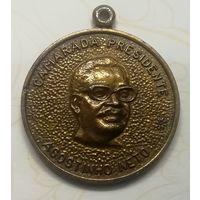 Медаль Ангола редкая.