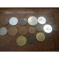 Монеты Литва Латвия