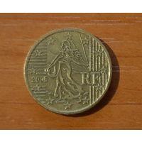 10 евроцентов 2005 Франция