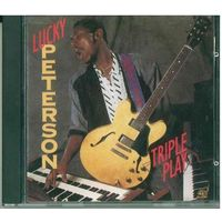 CD Lucky Peterson - Triple Play (1990)