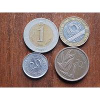 Четыре монеты 15