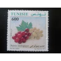 Тунис 2012 виноград Mi-1,7 евро