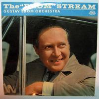 """Пластинка-винил Gustav Brom Orchestra - """"The Brom Stream"""" (1966, Supraphon, Чехословакия)"""