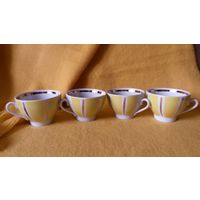 Чашки. Сумский фарфор +подарок
