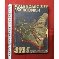 Kalendarz ziem wschodnich na rok 1935