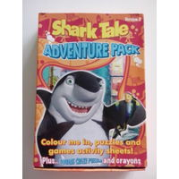 Детская игра-пазлы-Подводная братва-shark tale.DreamWorks.