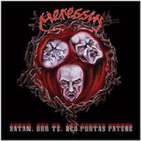 """Meressin """"Satan, Oro Te, Reo Portas Patere"""" CDr"""