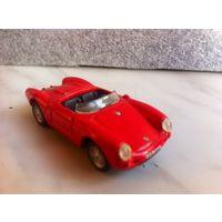 Porsche 55a spyder 1/72