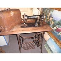 Швейная машина Husqvarna(Diabolo) нач.20-го века.Швеция.