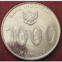 5837:  1000 рупий 2010 Индонезия
