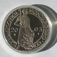 Нидерланды, 1 Дукат 2003 Серебро (2)