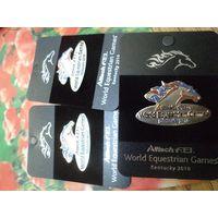 Всемирные конные игры Кентукки-2010