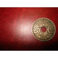 25 сантим 1926 год Франция