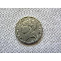5 франков 1947 г.