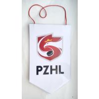 ХОККЕЙ - Официальный вымпел федерации хоккея Польши