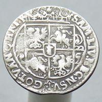 1/4 талера (орт) 1622 Сигизмунд III Ваза