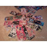 Закладки для книг разные 15 штук