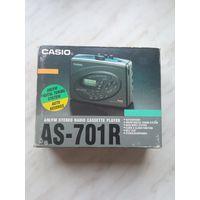 Кассетный плейер Casio AS-701R