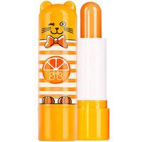 Защитный бальзам для губ Кот Апельсин