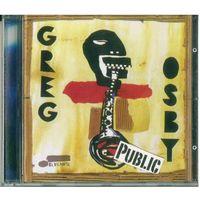 CD Greg Osby - Public (2004)