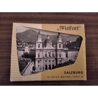 Набор открыток Зальцбург (10шт)