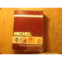 Каталог Михель 2011-2012 Северная Европа /Прибалтика и Скандинавия/ бумажный