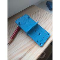 Кондуктор / Шаблон для врезки мебельных петель