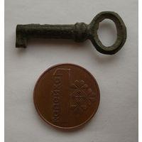 Ключик от шкатулки ?