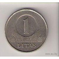 Литва, 1 litas, 1999