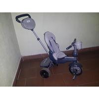 Велосипед-коляска детский