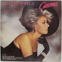 Elaine Paige - Cinema