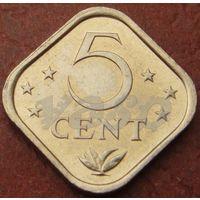 4453:  5 центов 1979 Антиллы