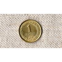 Парагвай 1 сентимо 1950 ///(ON)
