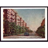 1959 год Сталинград Улица Мира