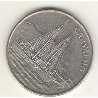 10 эскудо 1994 г. Юбилейная монета: Корабли.