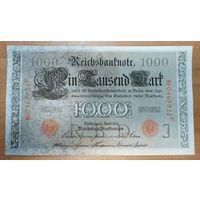 1000 марок 1910 года - Германия - aUNC