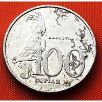 117-05 Индонезия, 100 рупий 2003 г.