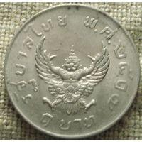 1 бат 1974 Тайланд