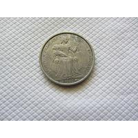 5 франков 1952 г.