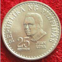 1451:  25 сентимо 1978 Филиппины