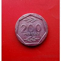 92-03 Испания, 200 песет 1986 г.