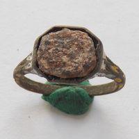 Перстень с эмалями