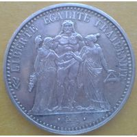 Франция 10 франков 1965