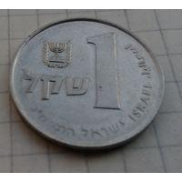 Израиль 1 шекель 1983