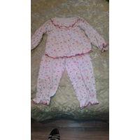 Пижамы на 1-4 лет