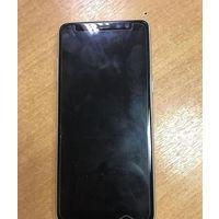 Смартфон Samsung Galaxy A8+ золотой (SM-A730F)
