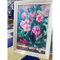 Розы, картина
