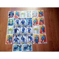 Карточки футбольного клуба Челси(Chelsea)