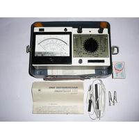 Ц4353 прибор электроизмерительный комбинированный тестер