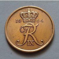 5 эре, Дания 1964 г.